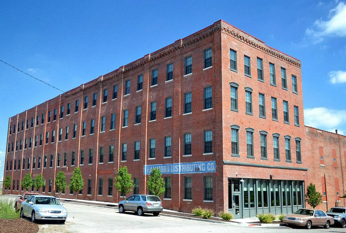 Stamping Lofts / St. Patrick's Center