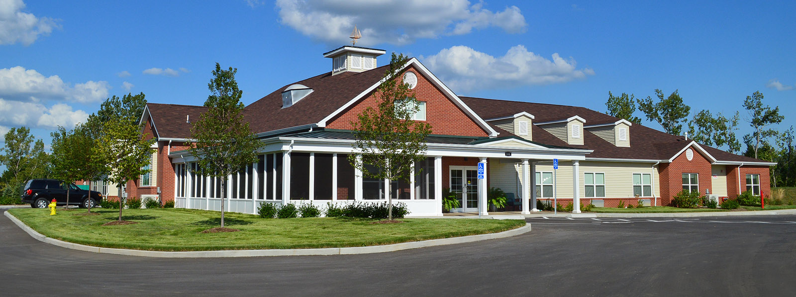 Meadowview Assisted Living exterior